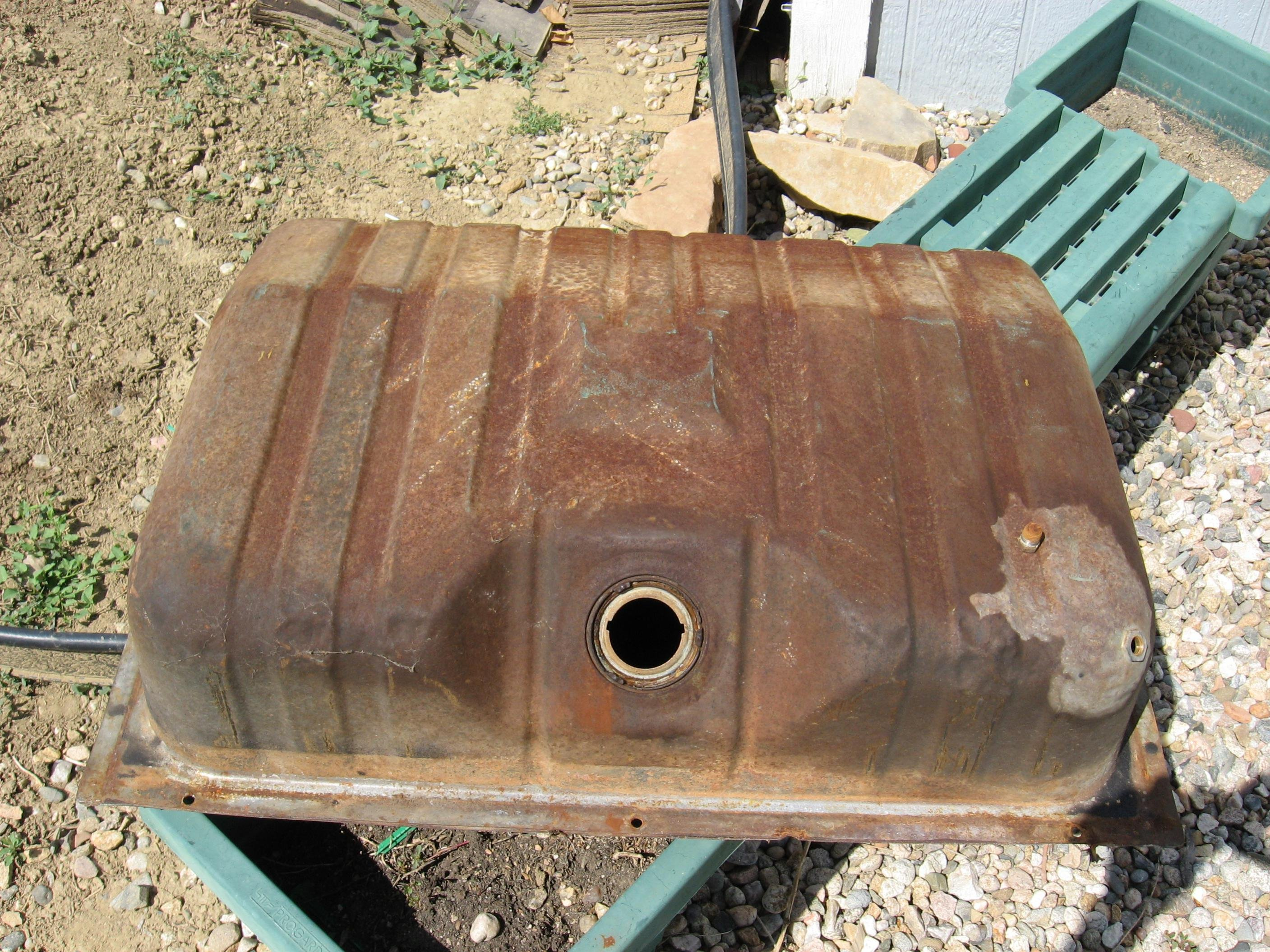removal of 67 mustang fuel tank - Ford Mustang Forum