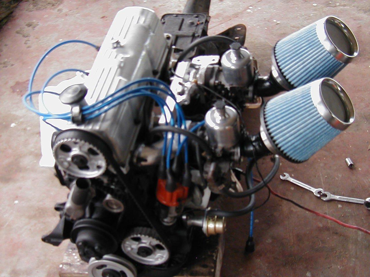 Ecotec Race Engine Build
