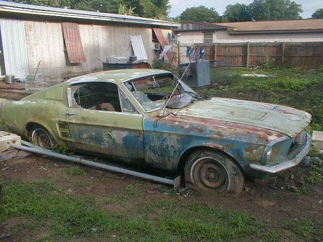 500 Barn Find Please Look Ford Mustang Forum