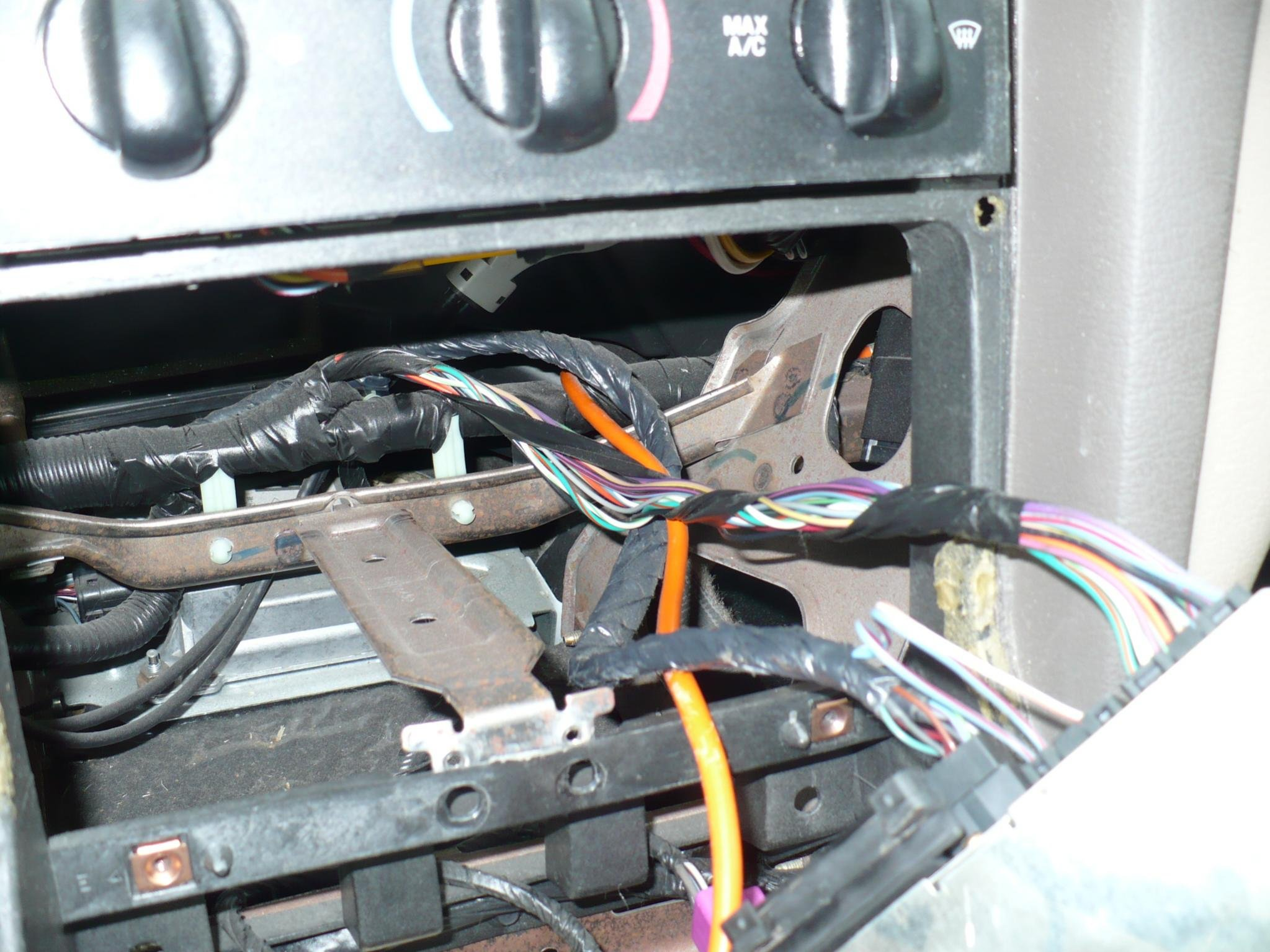 Ford Cd Changer Pinout