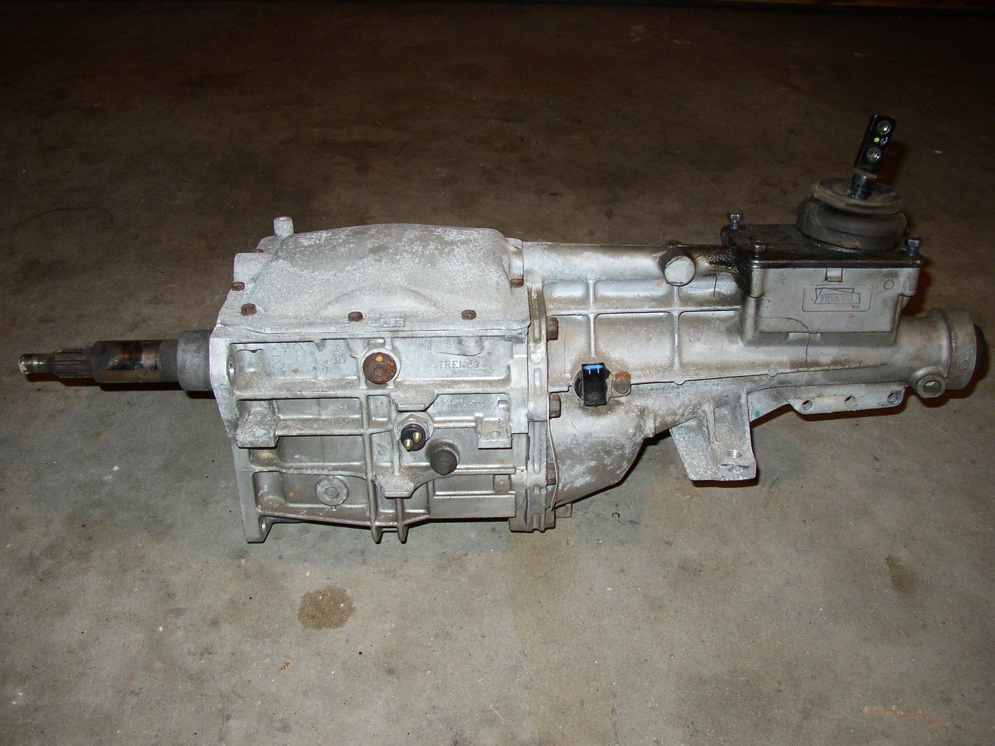 88710d1264294947 2000 mustang 3 8l automatic manual transmission swap p1040813 2000 mustang 3 8l, automatic to manual transmission swap ford  at creativeand.co