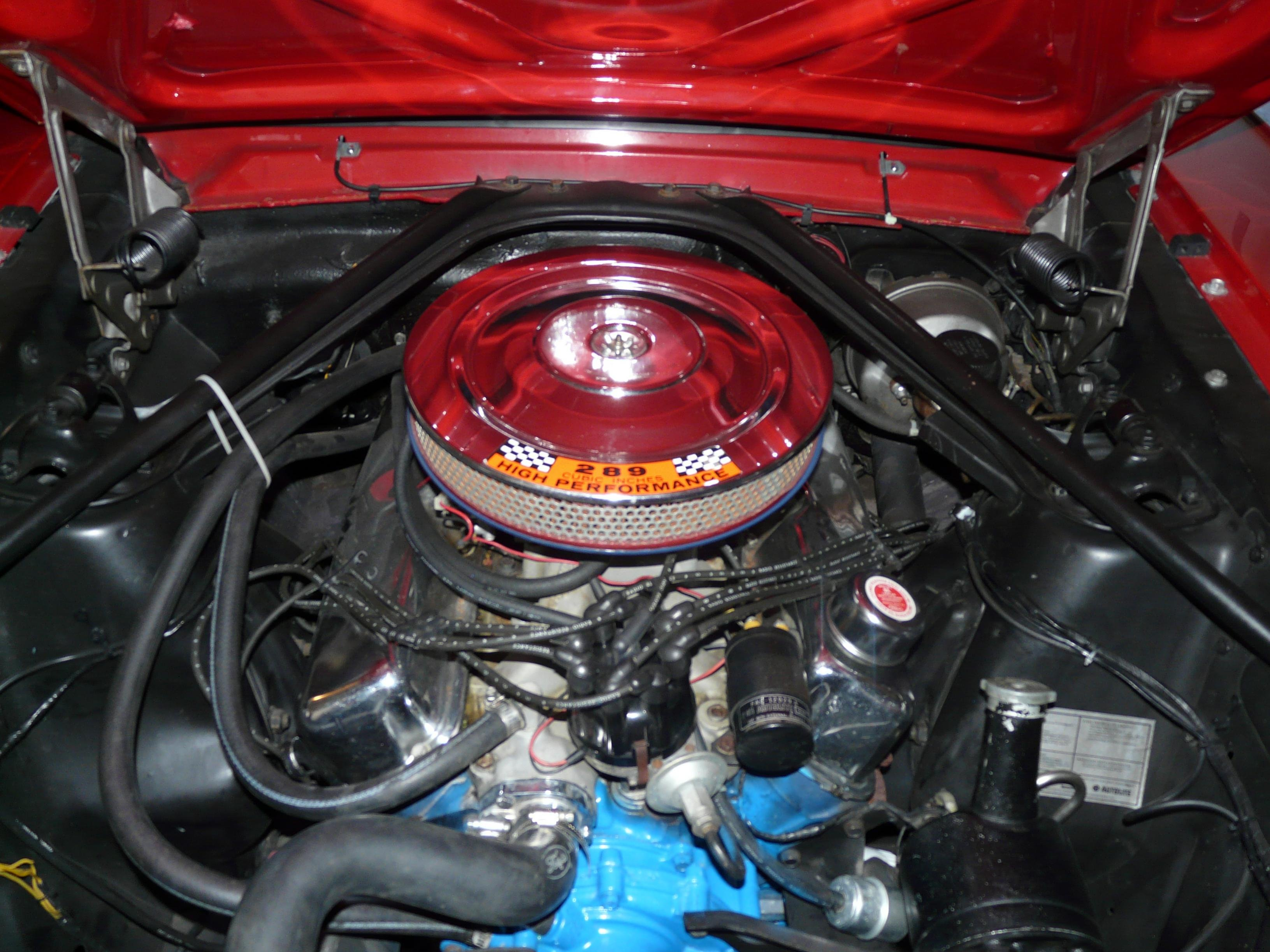 1966 Mustang Braided Fuel Line Help - Ford Mustang Forum