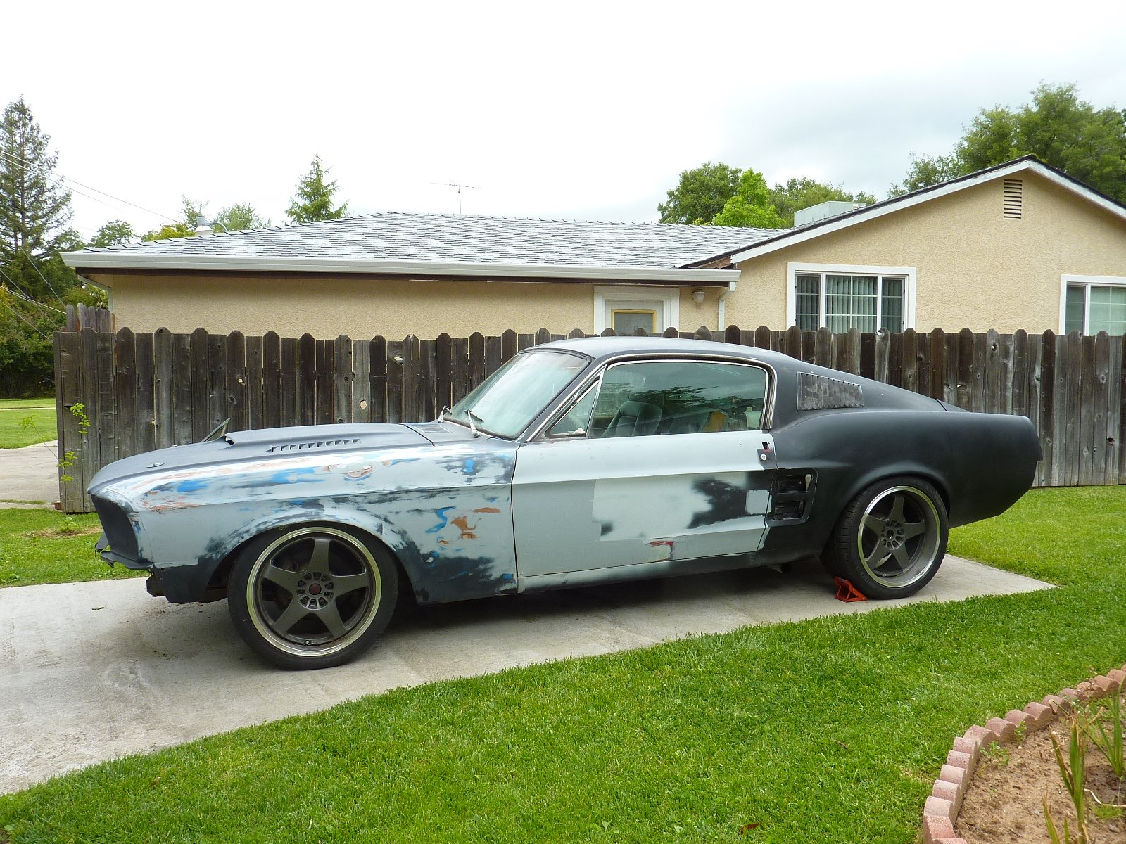 1967 Car fastback ford mustang project sale