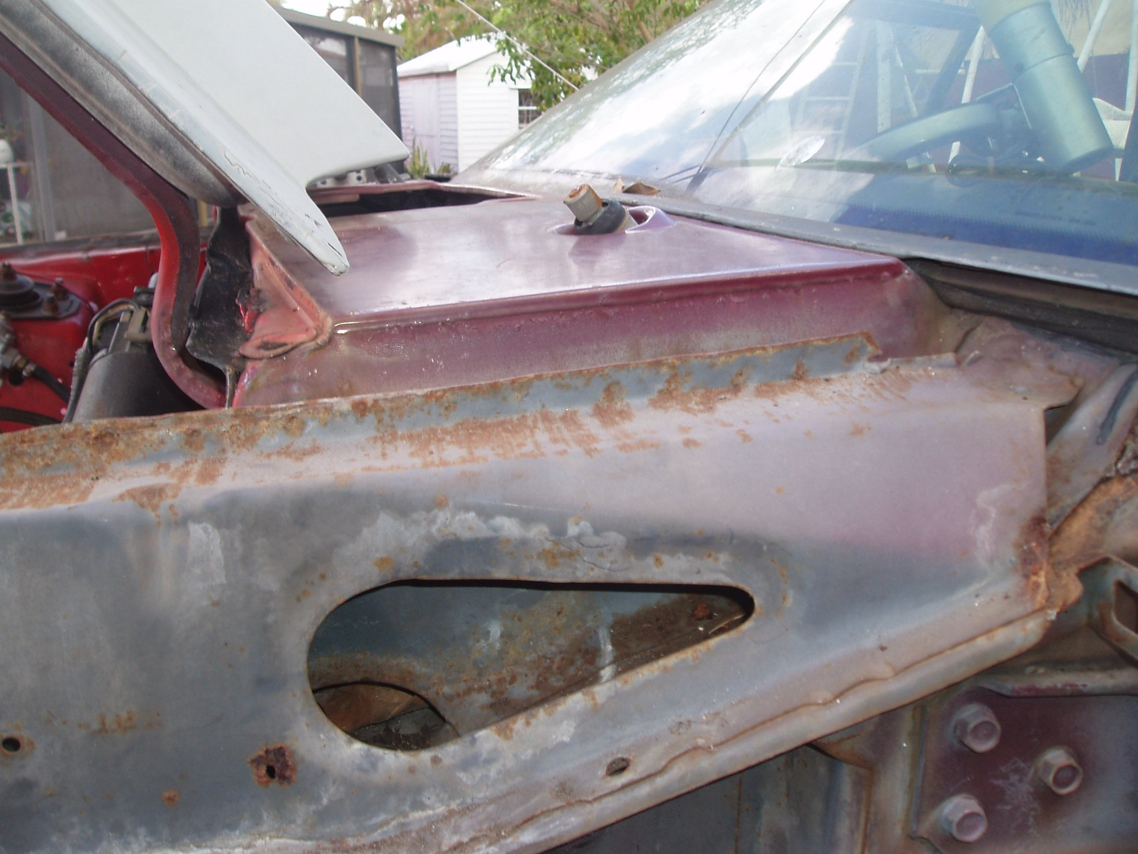 1989 Mustang Coupe Rust Repair And Weld Questions Please Help
