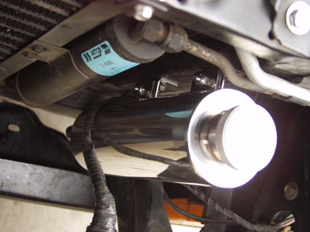 The Perfect Coolant Overflow Tank For 71 73 Mustangs