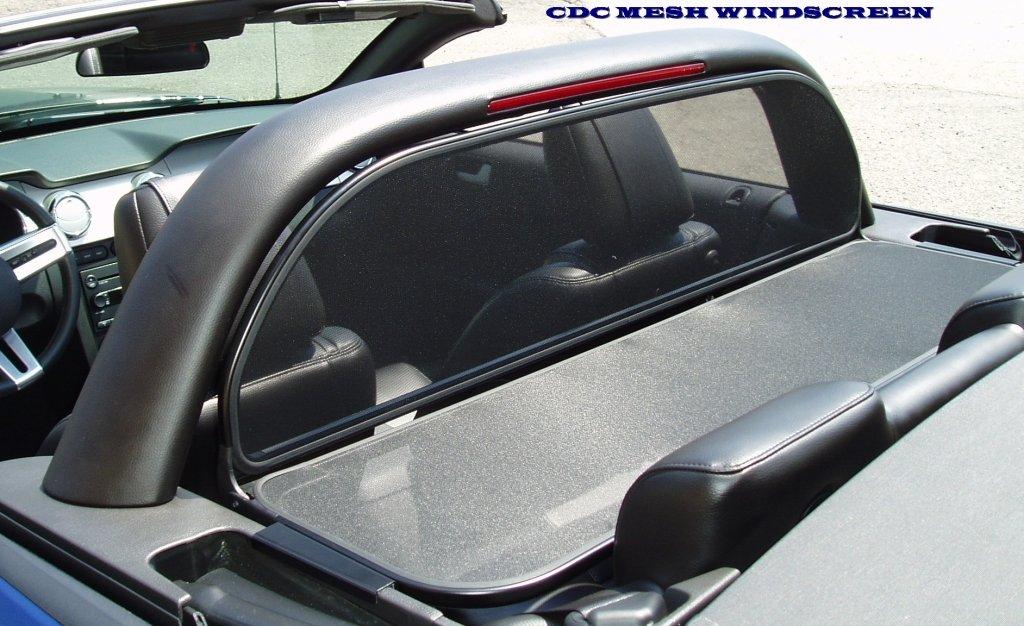Wind Blocker Vs Windscreen Advice Ford Mustang Forum