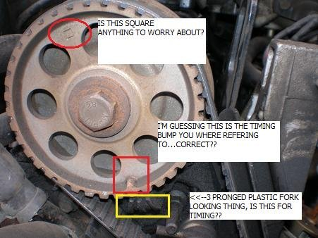 D Specific Timing Belt Question P on Ford Ranger Timing Belt