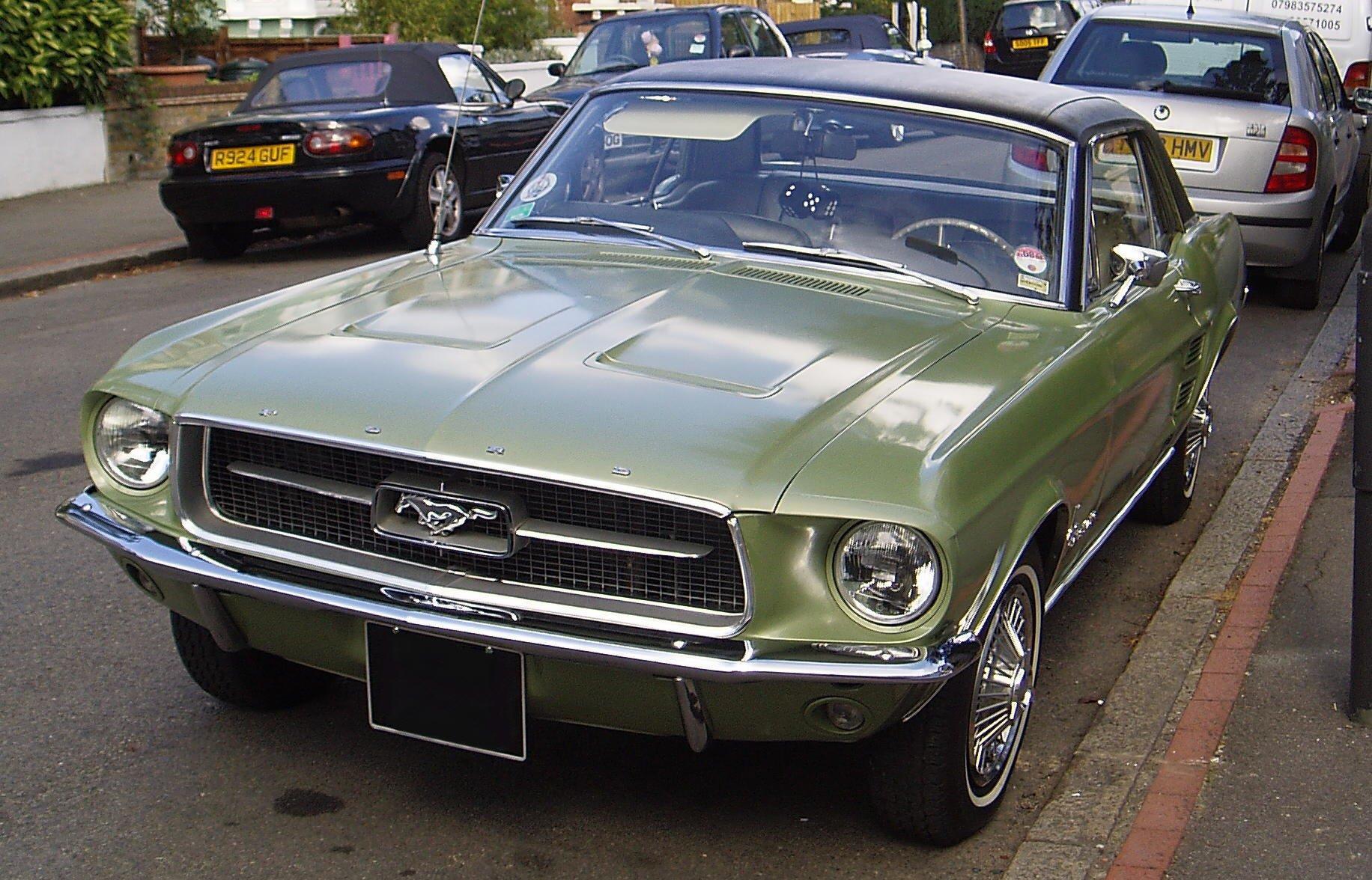Ford Mustang 1967 Forum – Idée d image de voiture