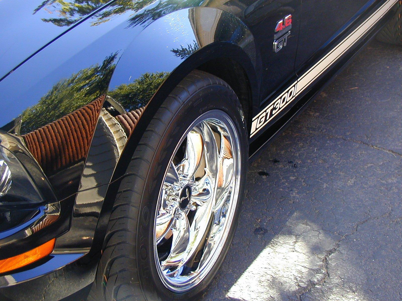 bullet wheels mustang 2005 dish deep kb ford