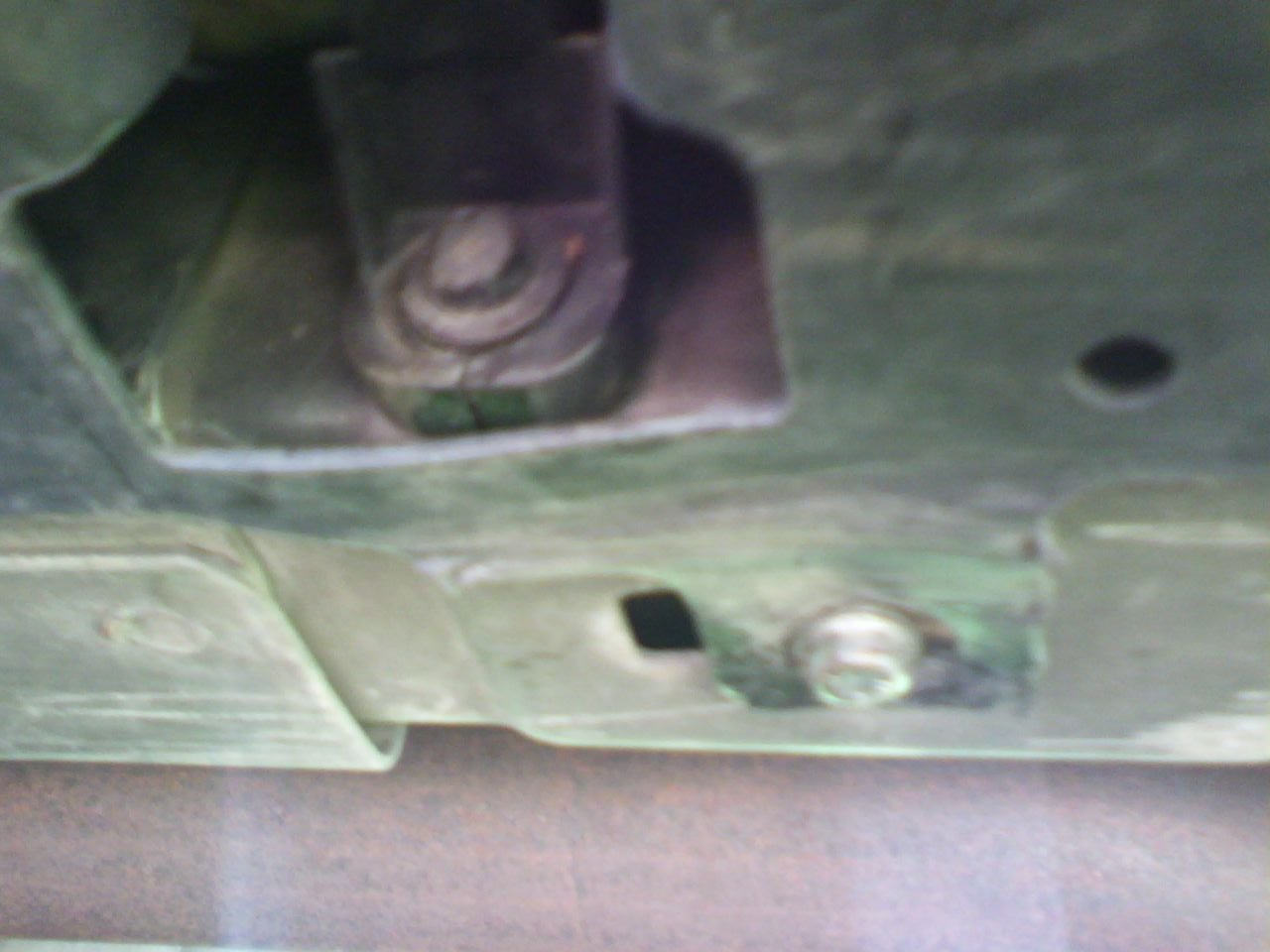 Fuel Filter On An 07