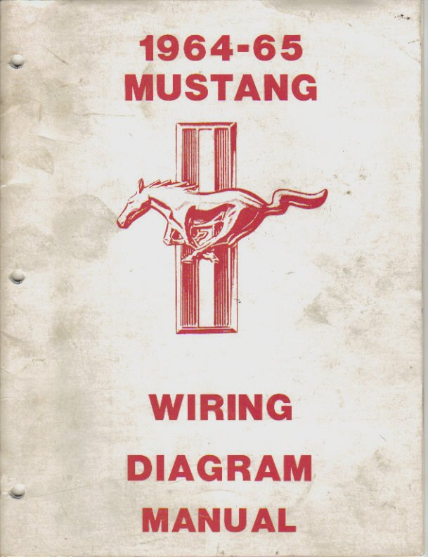 1964½ 1965 wiring diagram manual ford mustang forum click image for larger version page 1 jpg views 789 size