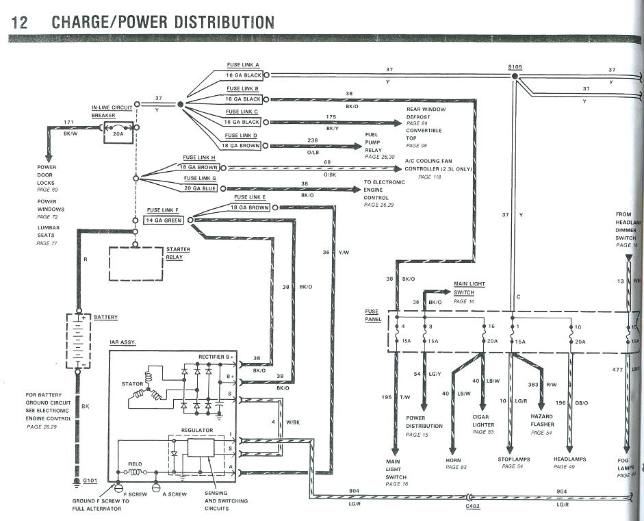 1995 Corvette Wiring Diagram Power Door Lock Corvette