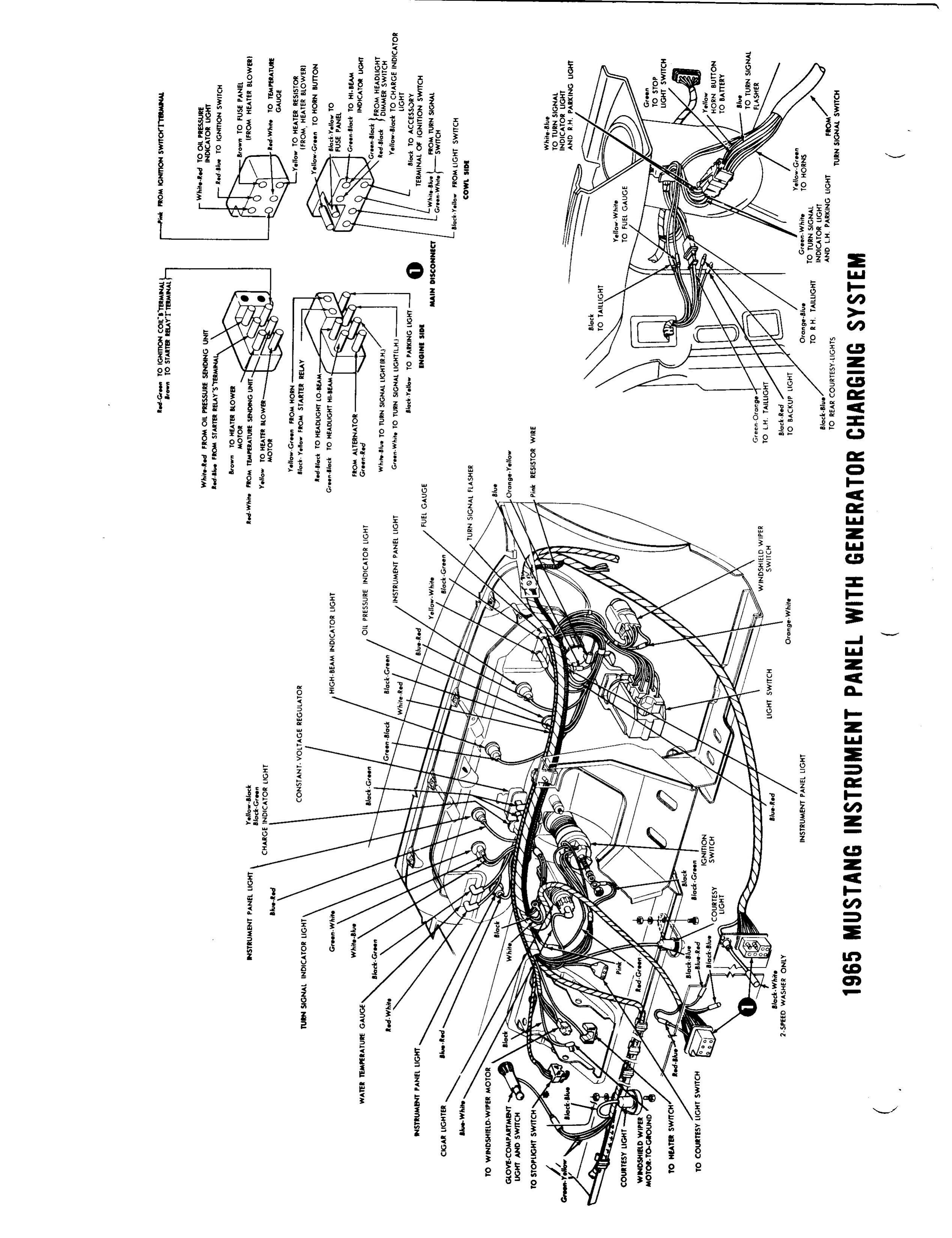 1965 Mustang Wiring Diagrams http://www.allfordmustangs.com/forums/classic-tech/289407-1964-1965-wiring-diagram-manual.html