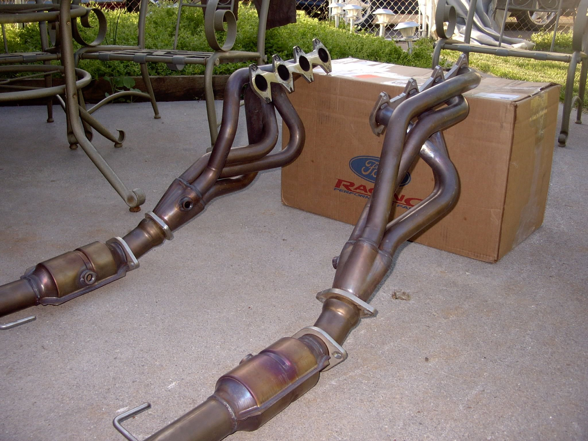 This Kind Of Oem Sized Configuration Is Exactly What I Want For My Car An Equal Length Short Header With The Best Quality Merge Collector Possible