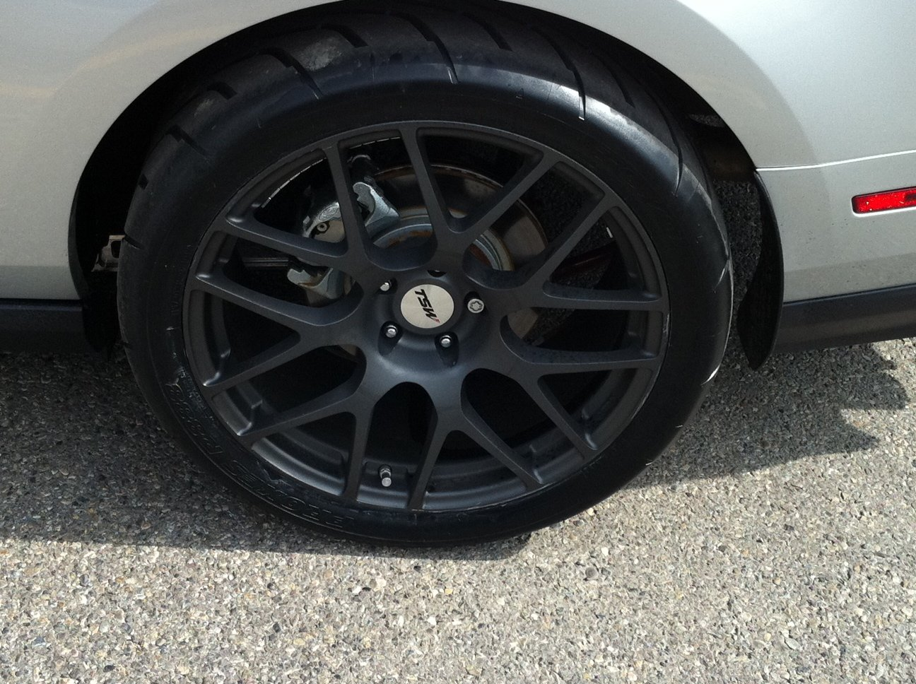 Anyone Running 315 35 20 Tires Page 4 Ford Mustang Forum