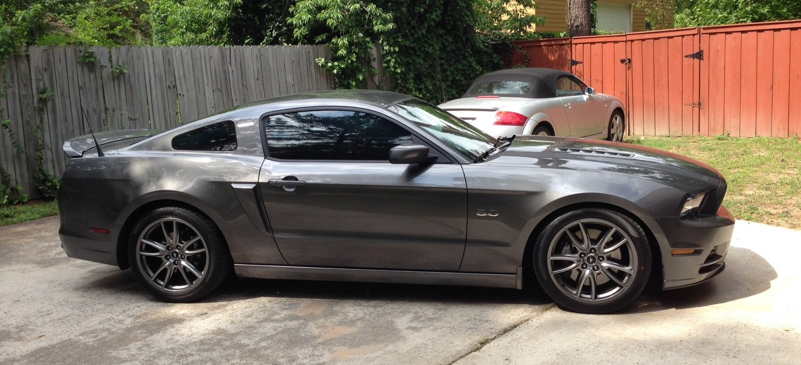 2014 Sterling Gray Page 2 Ford Mustang Forum