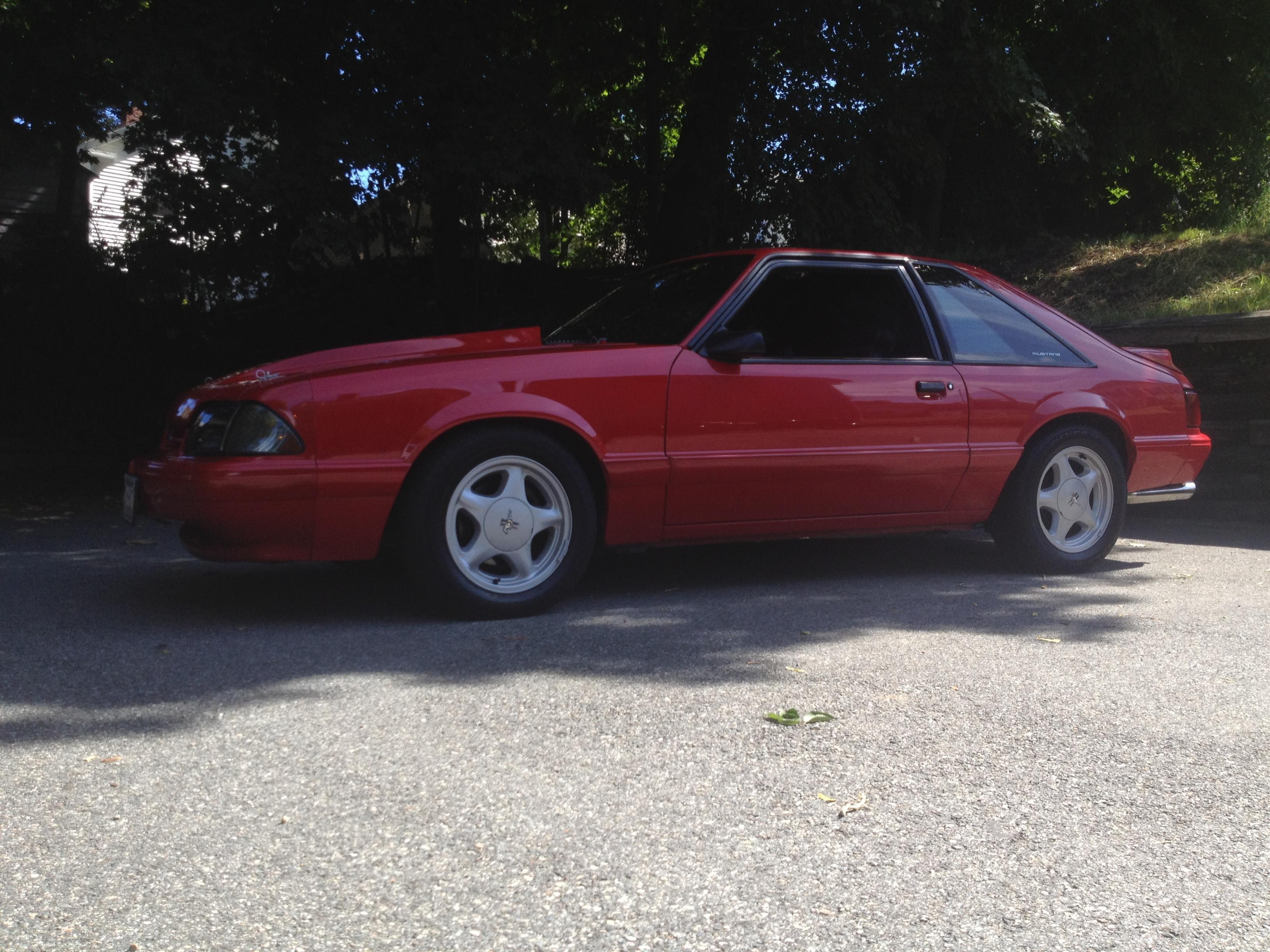 Need 93 Cobra Wheels Ford Mustang Forum