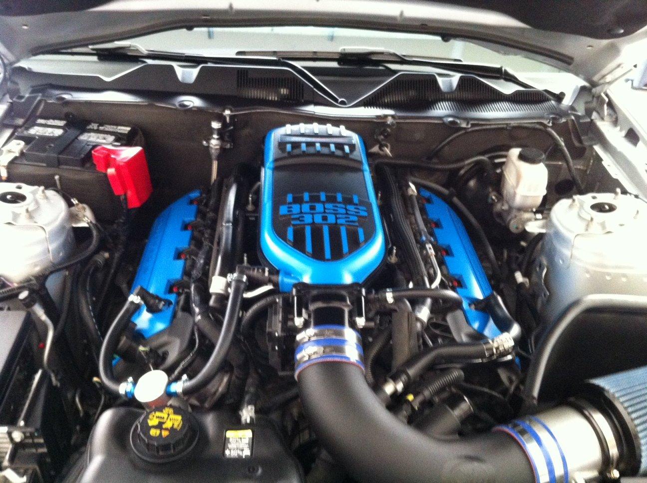 Boss 302 Intake Manifold >> Boss 302 Intake Manifold Page 3 Ford Mustang Forum