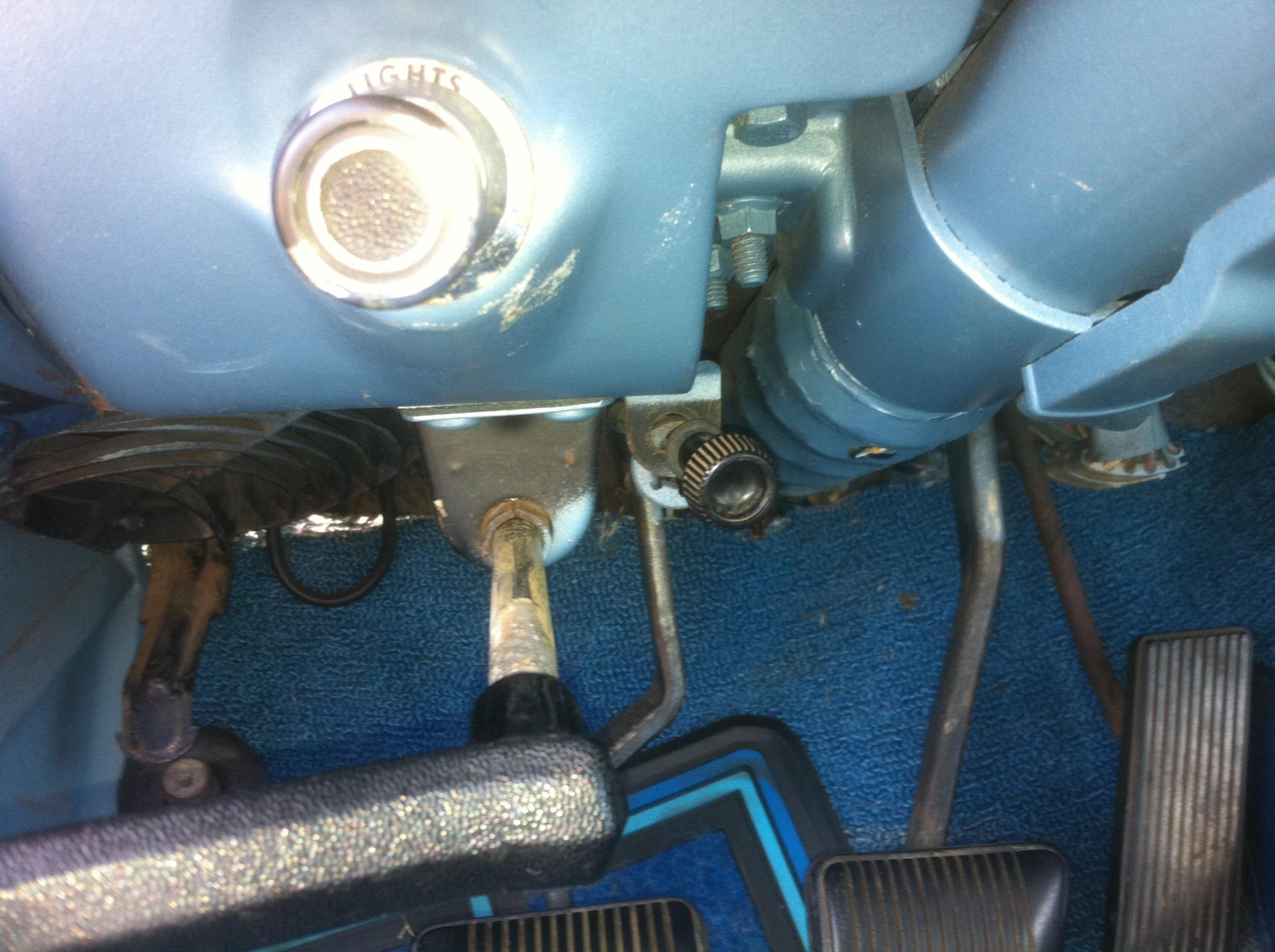 1968 Mustang 289. Some small problems. - Ford Mustang Forum