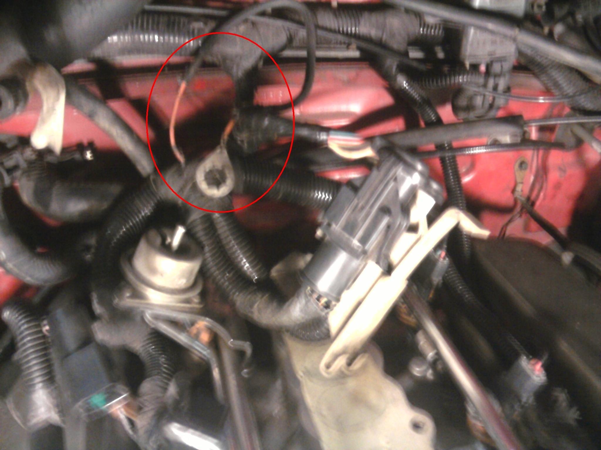 Wiring Help  1991 Mustang Gt