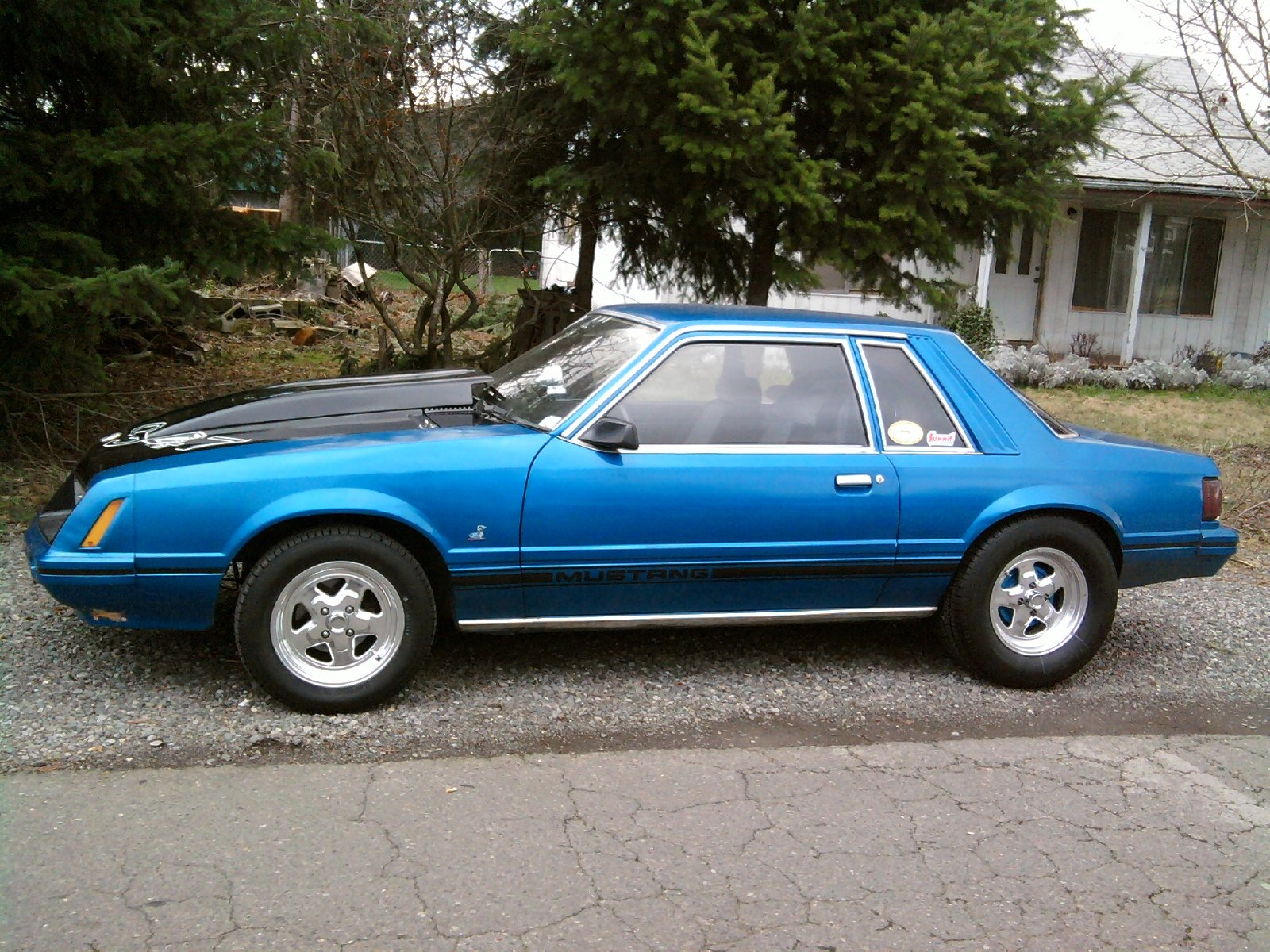 Fox Body Race Car For Sale