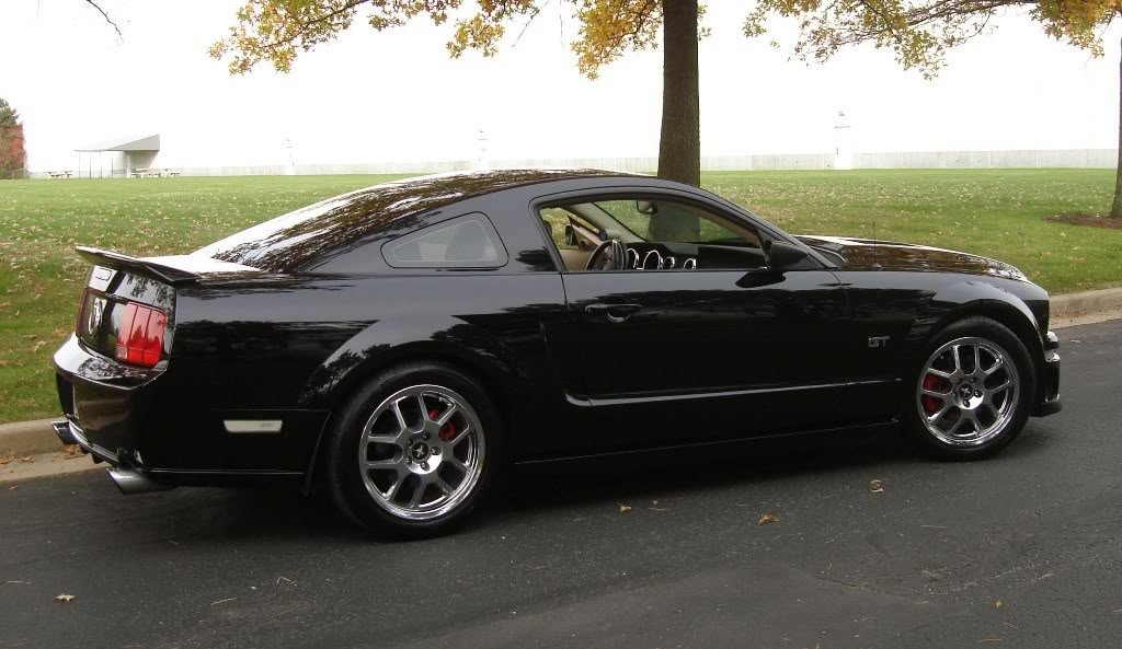 Rear Bumper Defuser Mod For A 05 09 Gt S Ford Mustang Forum