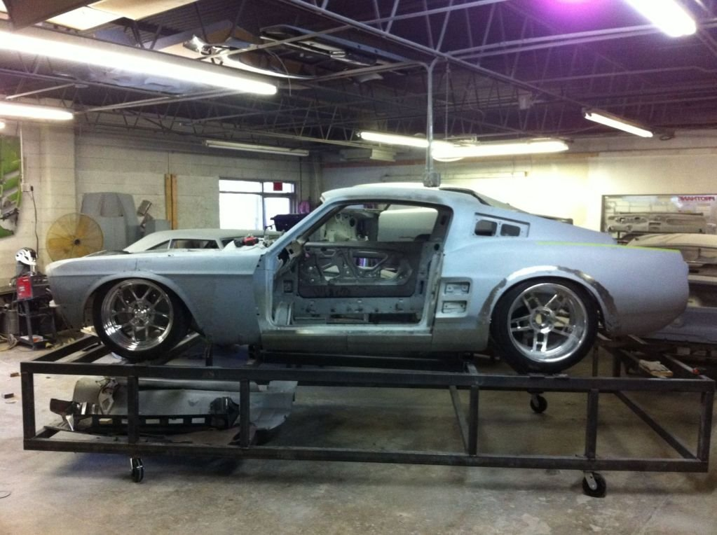 Build A Mustang >> 1967 Mustang Machrod Build Ford Mustang Forum
