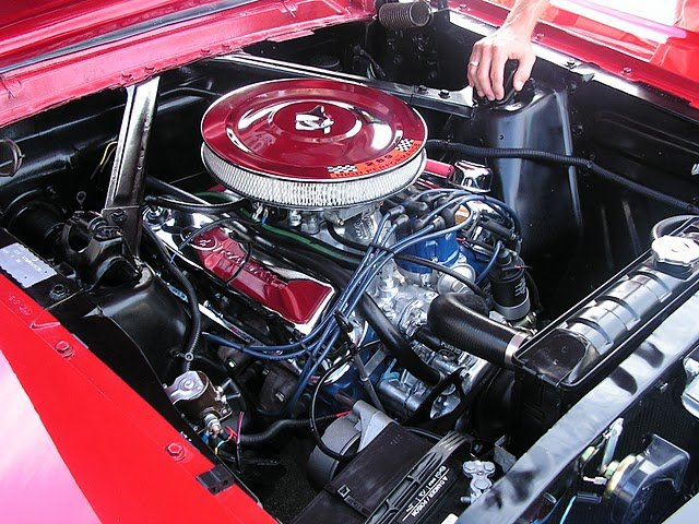 1966 Mustang Coupe 289-2v Fuel Economy