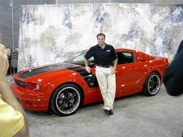 Extraordinaire Ever heard of Chip Foose. - Ford Mustang Forum PQ16