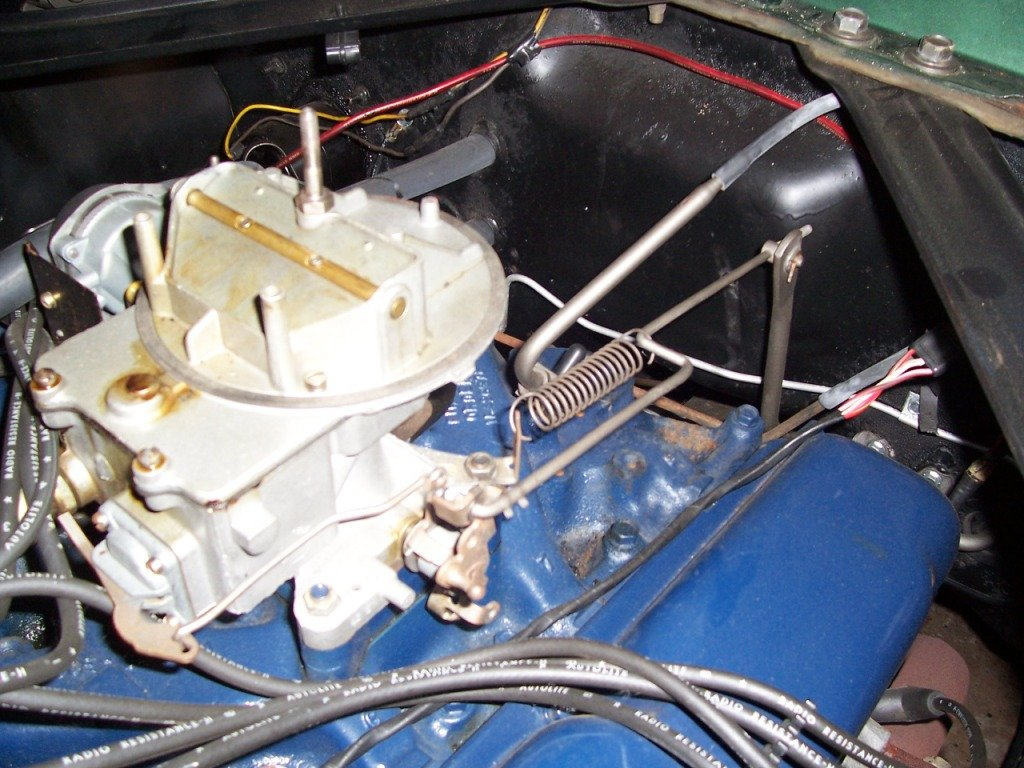 1967 Mustang Parts >> 1967 Mustang Can't adjust throttle linkage properly - Ford Mustang Forum