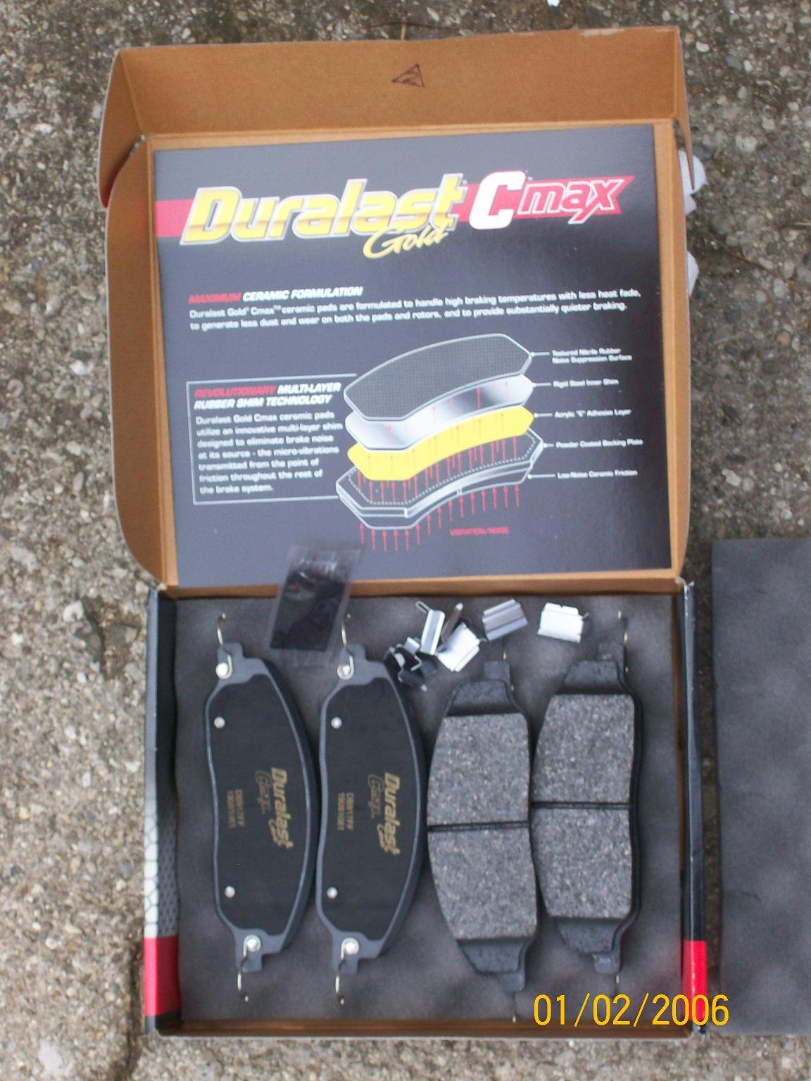 Duralast Brake Pads >> Duralast Brakes And Rotors Ford Mustang Forum