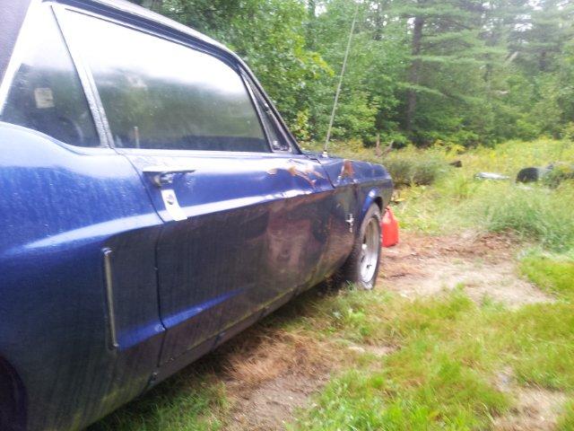 My 1968 I6 To 5 0 Efi V8 T5 Conversion Restoration Ford