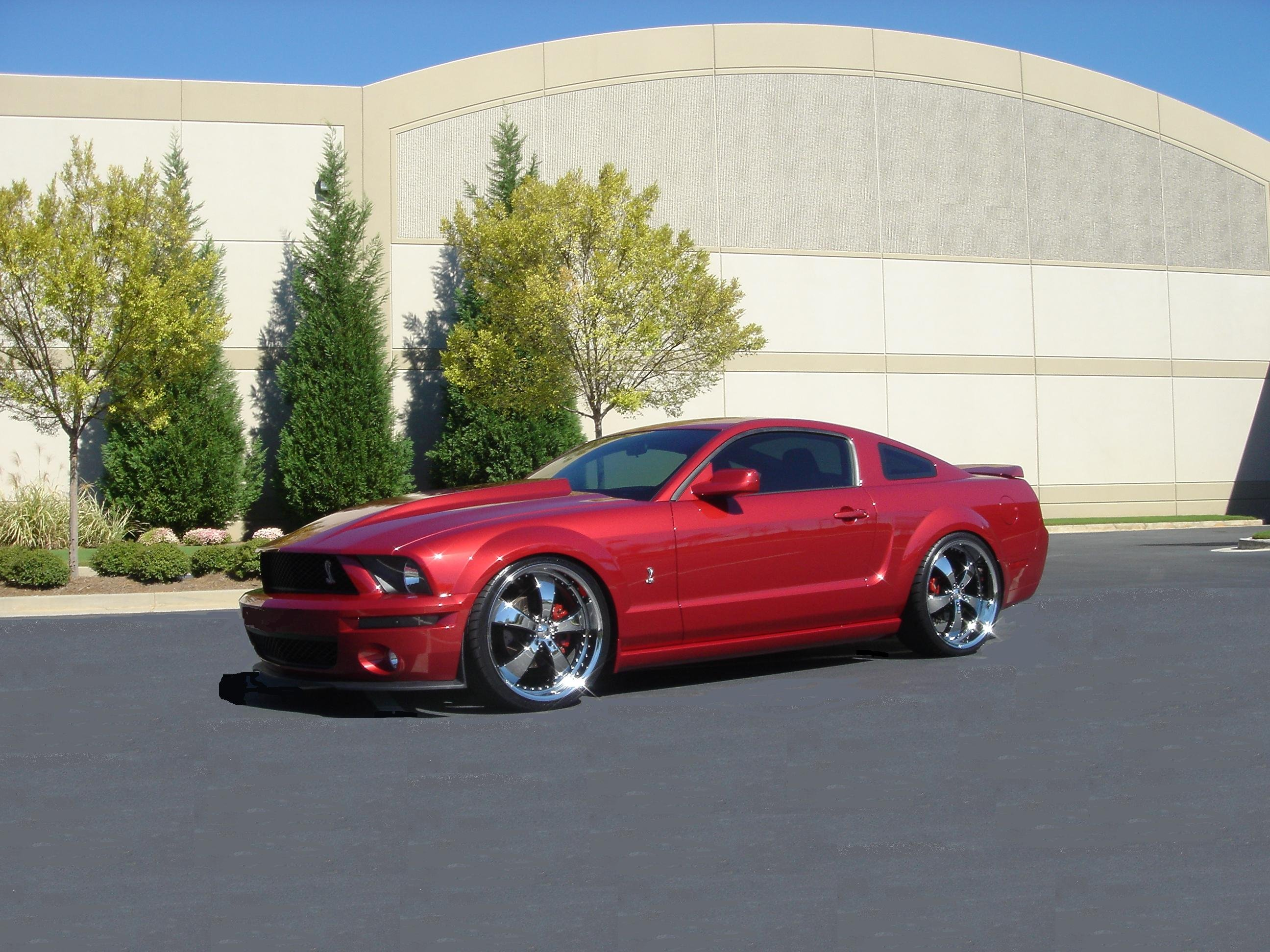 "22"" Mustang Wheels-Who owns this car - Ford Mustang Forum"