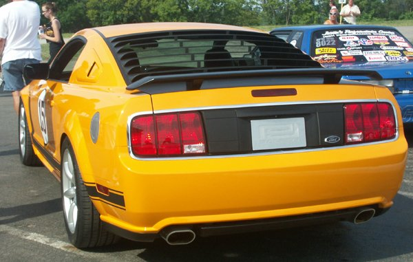 Pics Parnelli Jones Saleen And Shelby Ford Mustang Forum