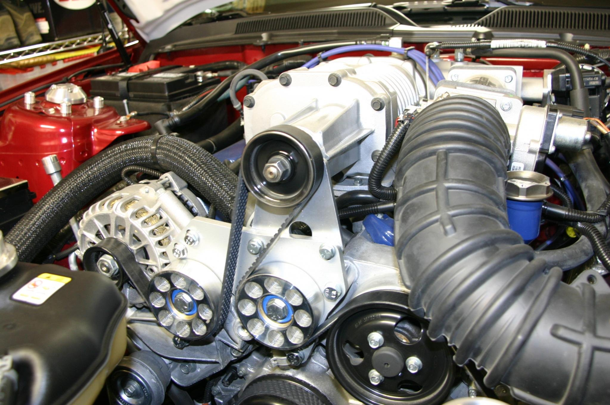 2007 Mustang V6 >> 2007 Mustang V6-What Supercharger to use? - Ford Mustang Forum