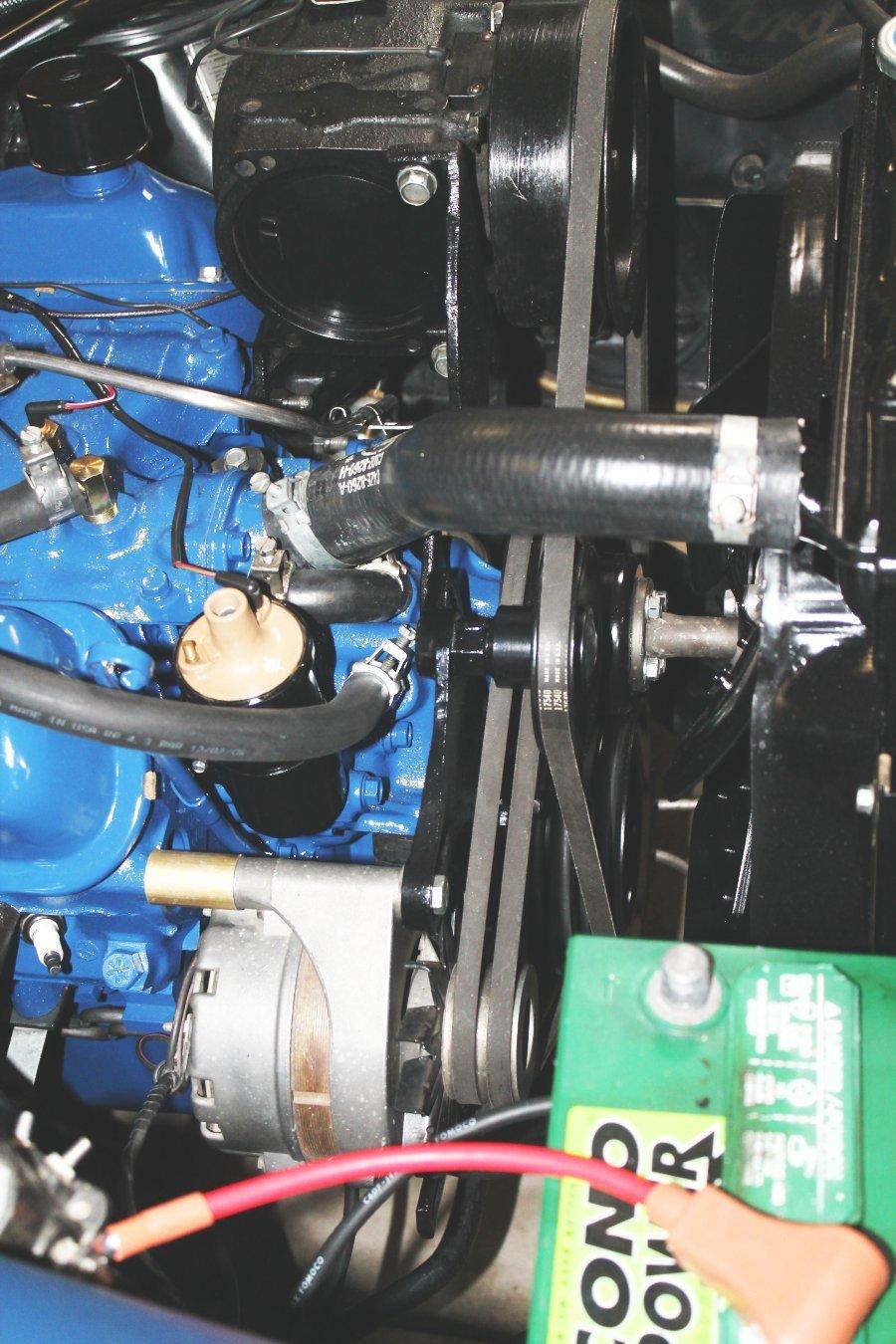 1966 Mustang Air Pump Removal Ford Mustang Forum