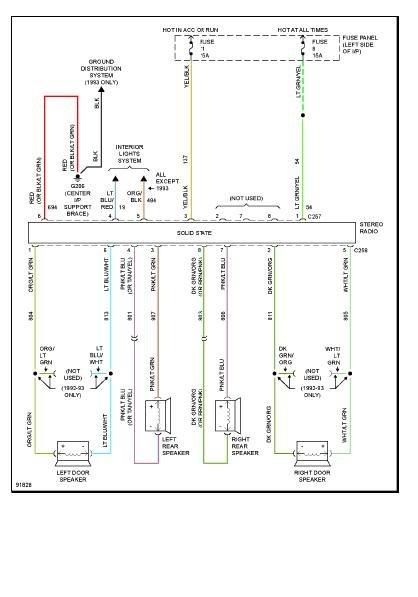 1999 ford mustang radio wiring diagram 1999 image watch more like 1999 ford mustang radio on 1999 ford mustang radio wiring diagram