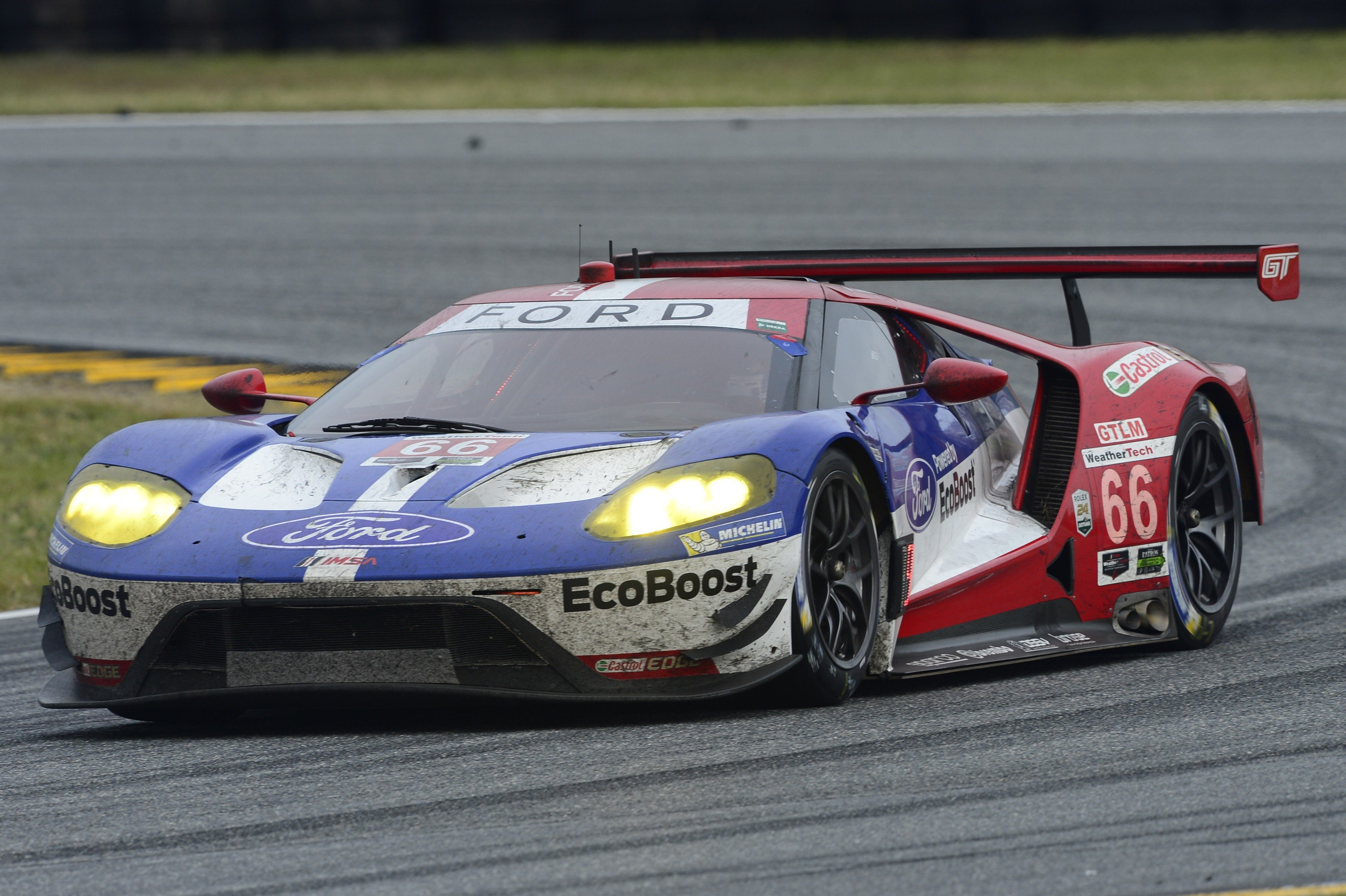 What The Ford Gt Drivers Said About Sebring
