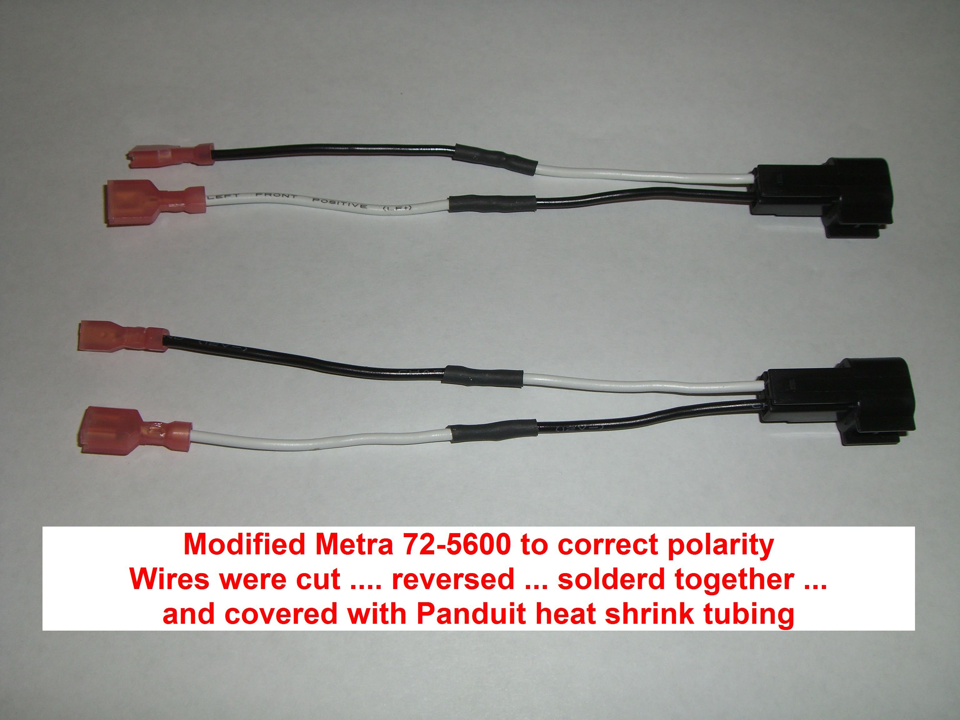 518945d1463602447 metra 72 5600 speaker wire adapter polarity reversed re wired metra 72 5600 speaker wire adapter polarity reversed ford speaker wire harness adapter ford at panicattacktreatment.co