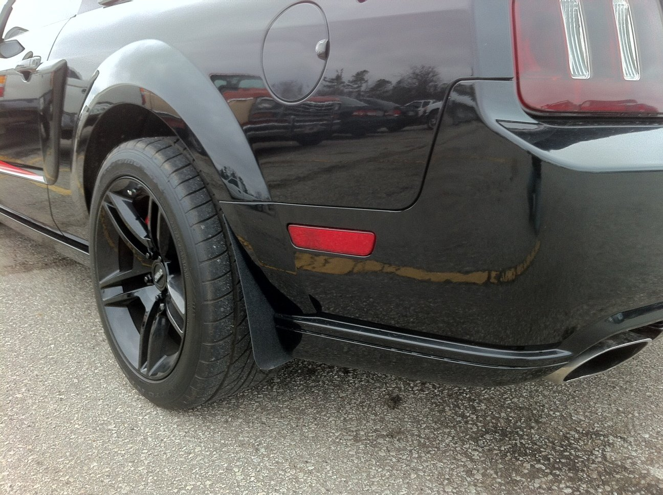 Mud Flaps For Mustangs Ford Mustang Forum