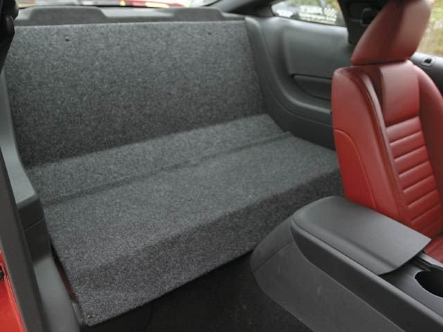 Does Anyone Have A Pic Of A S197 Rear Seat Delete