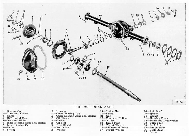 73839d1247326882 1966 mustang rear axle exploded view rearaxleexploded 1966 mustang rear axle exploded view ford mustang forum mustang front suspension diagram at bayanpartner.co