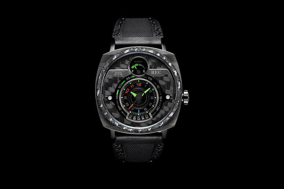 REC Watches Builds Vaughn Gittin Jr. RTR Tribute