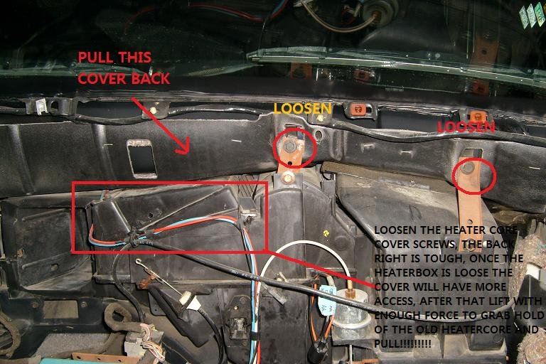 Heater Core Replacement How To Ford Mustang Forum