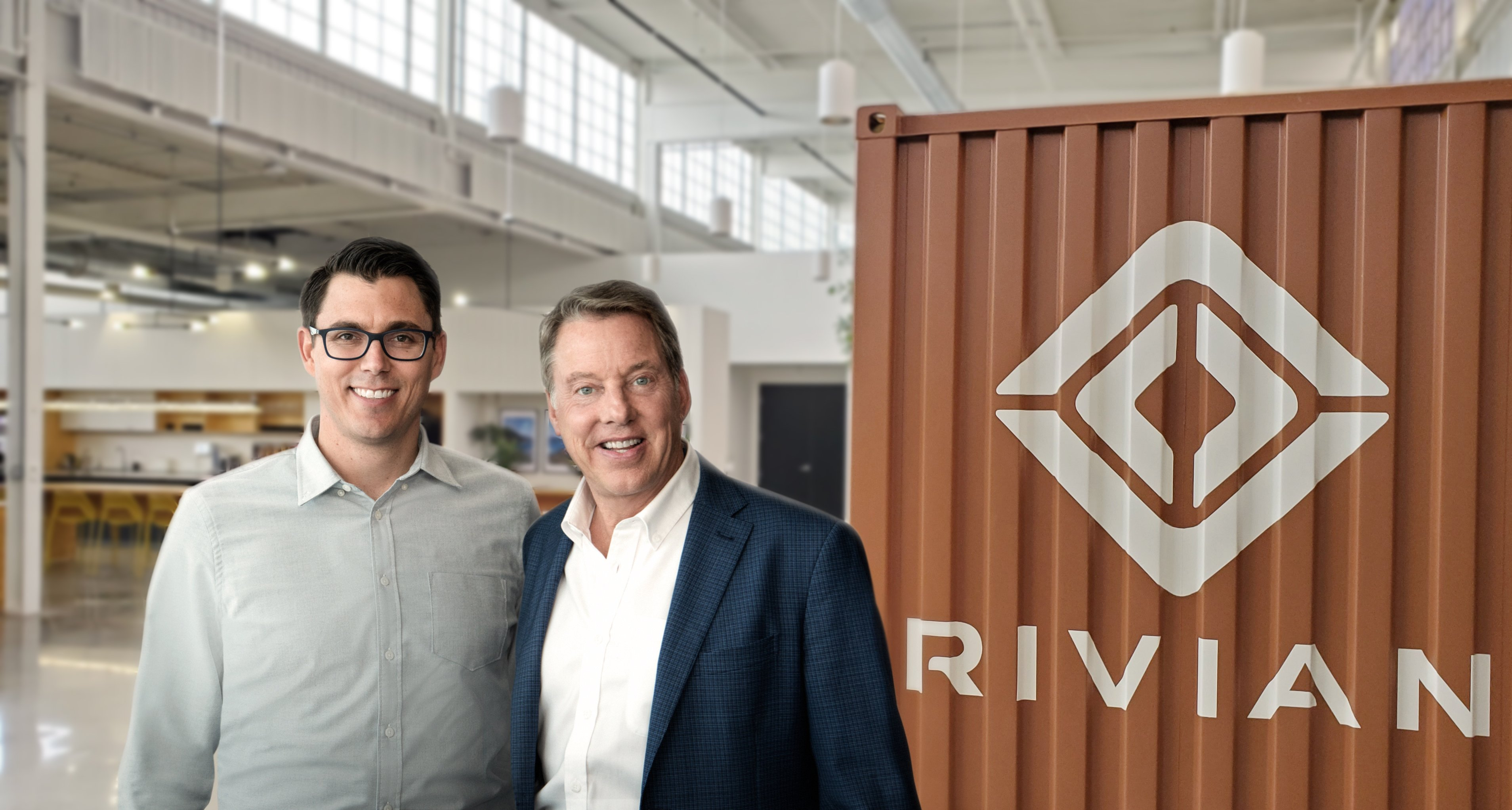 Ford Invests $500 Million in Rivian, Plans to Use Platform