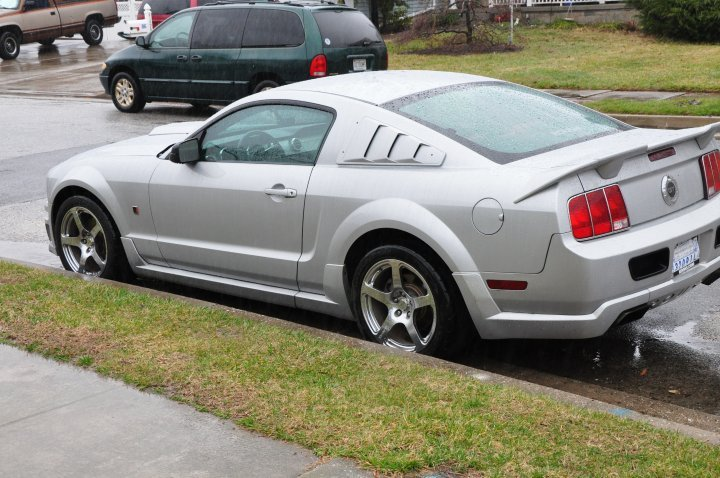 Just bought a 2005 Roush Stage 1 Mustang  Ford Mustang Forum