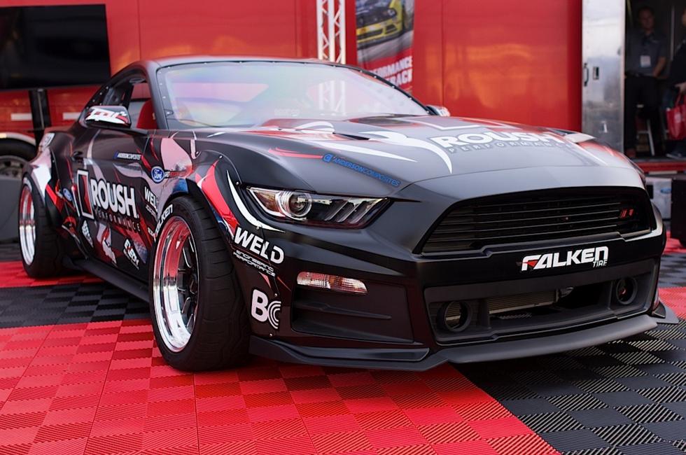 ROUSH Performance Motorsports: On the Grid Across the U.S.