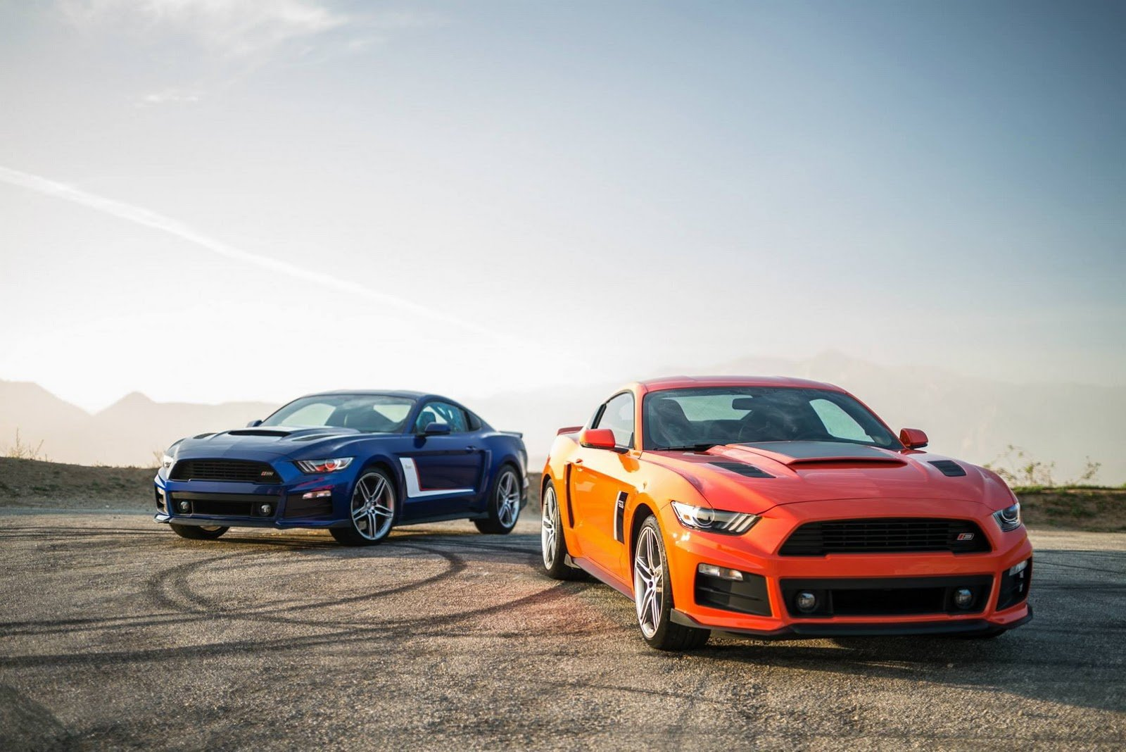 Roush Performance Parts Now Available to Europeans Through Mountune