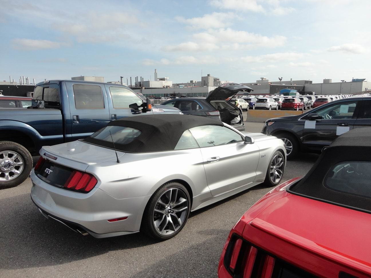2015 Mustang convertible tonneau caps - Page 6 - Ford Mustang Forum