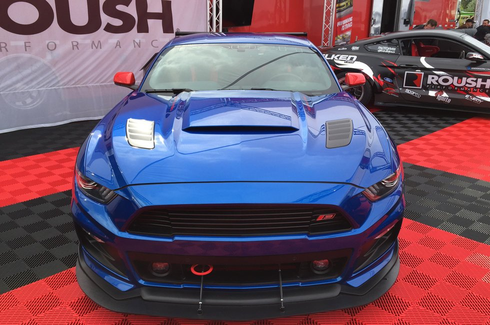 Roush's New RS3 Mustang is Ready to Go
